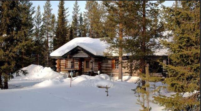Blokhut Lapland